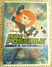 Disney Kim Possible  A Sitch in Time DVD, 2004  - $5.95