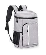 SEEHONOR Insulated Cooler Backpack Leakproof Soft Cooler Bag Lightweight... - $37.19