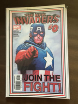 THE NEW INVADERS #0 (2004) VFN+ MARVEL COMICS  - $2.61