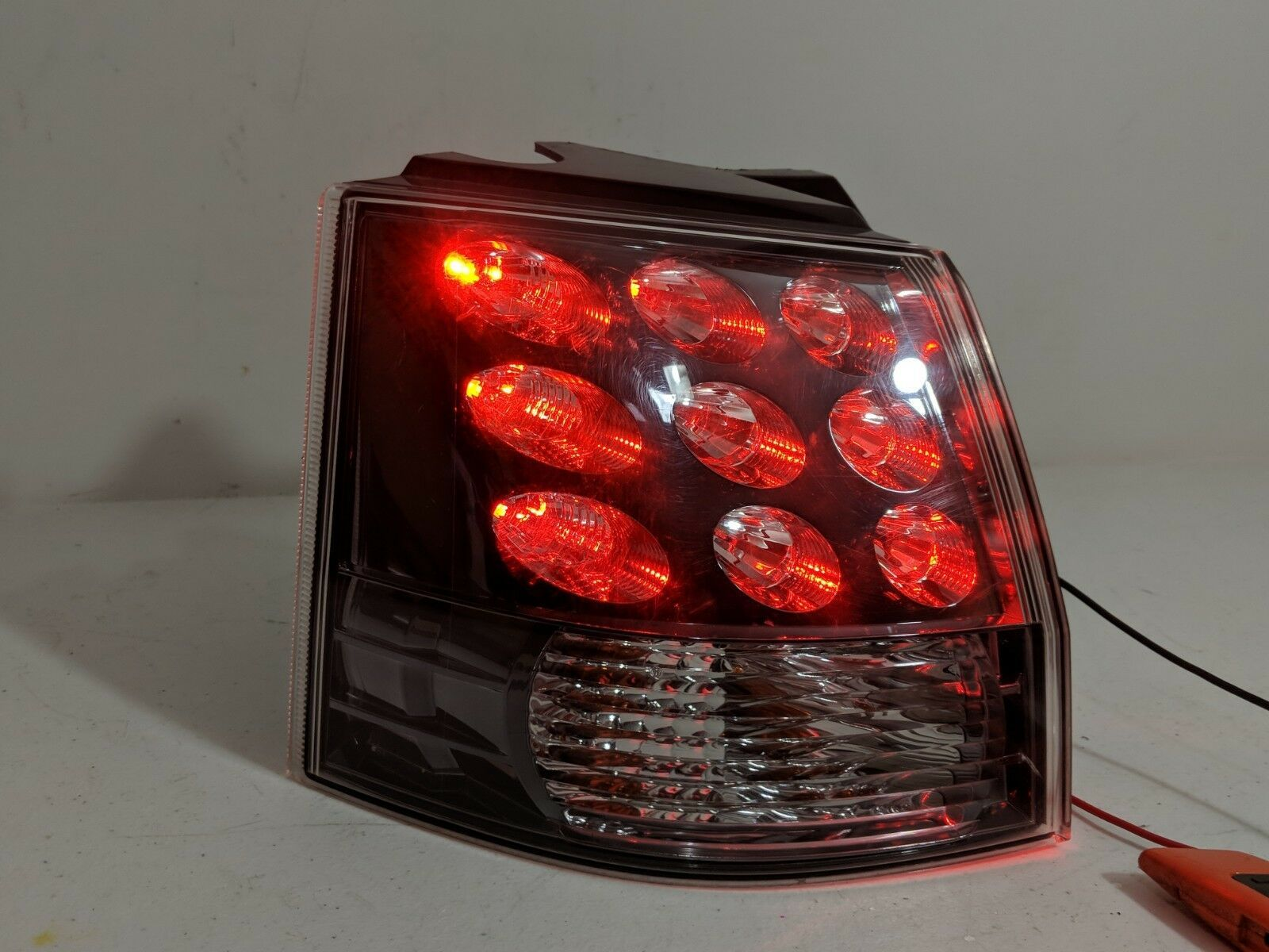 Primary image for 07-13  MITSUBISHI OUTLANDER OUTER RH PASSENGER TAIL LIGHT LED 220 87813 OEM