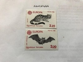 France Europa 1986  mnh    stamps - $2.60