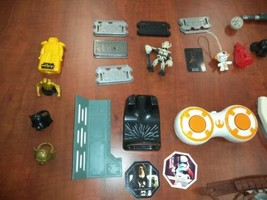 Mixed Lot Of Star Wars Figures / Toys  - $19.79
