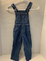 Vintage Levi's Overalls Denim Kids Size 24 Months 2T - $54.44