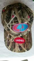 Mossy Oak Shadowgrass Blades Camo Cap with Adjustable Closure  - $14.25