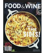 Food & Wine November 2020   All the Sides - $7.43