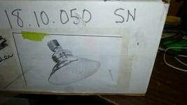 "Sigma 18.10.050.G4 Satin Nickel 5"" Traditional Rainhead - $125.00"