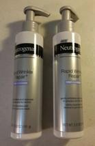 Neutrogena Rapid Wrinkle Repair Prep Cleanser 5oz Lot of 2 - $21.78