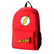 The Flash Backpack DC Comics The Flash Logo Backpack Durable Oxford Fabr... - $72.47 CAD
