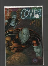 The Coven #1 - Dynamic Forces Exclusive - Certificate of Authenticity - $47.03