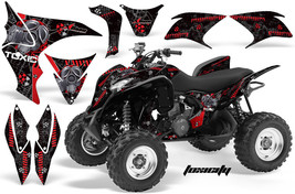 ATV Decal Graphic Kit Wrap Quad Stickers For Honda TRX 700XX 2009-2015 TOXIC RED - $168.25