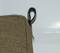 Hanamint CAC7531 3201C Pampas Linen Outdoor Bench Cushion image 2