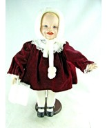 """Traditions Doll Collection Retired 15"""" Jennifer-Picture Perfect Babies -... - $69.25"""