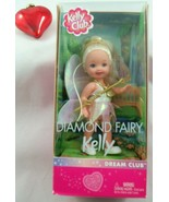 DIAMOND FAIRY Kelly Doll KELLY CLUB 2002,part of the DREAM CLUB Mattel#B... - $13.85