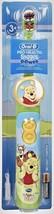 Oral-B Winnie the Pooh & Tigger Disney Kids Power Toothbrush Braun DB3010 - $14.80
