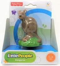 Fisher-Price Little People Kangaroo Animal Zoo Wildlife Safari Figure Toy - $7.33