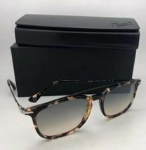 Nuevo Persol Gafas de Sol 3173-S 1057/32 54-19 145 Marrón Havana Marco W... - $199.60