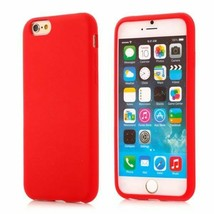 Case Cover Silicone TPU Red for sony Ericsson Xperia Ray st18i - $5.81