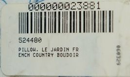 Ten Bears 524480 French Country Boudoir Throw Pillow Le Jardin image 4