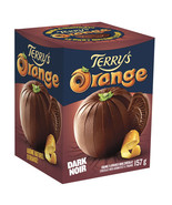 Terry's Original Dark Chocolate Orange 6 x 157g  - $89.99