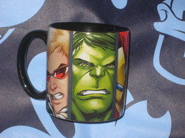 Disney Store Captain America, Iron Man,Hulk Ceramic Cup. Brand New. - $22.00