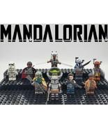 Star Wars Mandalorian Season 2 Custom 10 Minifigures Sets - USA SELLER - $23.99