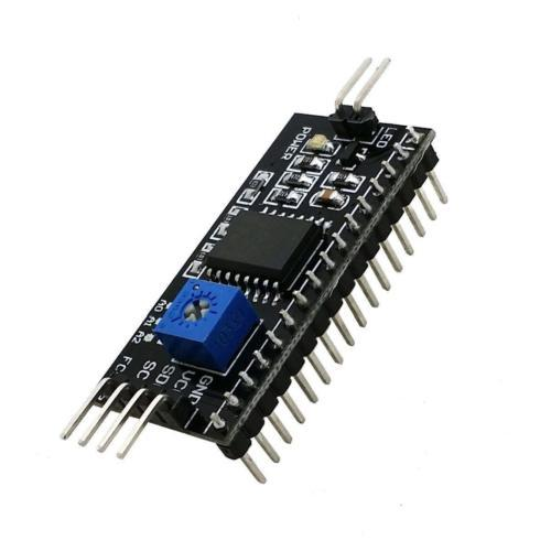 New IIC / I2C Schnittstellen LCD1602 2004 LCD-Adapterplatte für Arduino