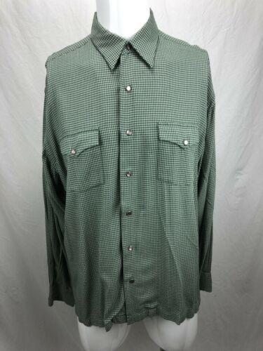 NWT $98 Polo Ralph Lauren Short Sleeve Shirt LINEN /& Silk Mens Green Button NEW