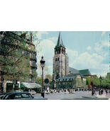 Vintage Eglise Saint Germain des Pres Paris France 1955 - $9.99