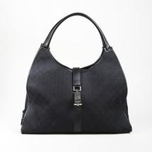 """Gucci """"Bardot Weekender"""" GG Canvas Bag - $343.00"""
