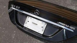 06-11 MERCEDES W219 CLS500 CLS550 CLS55 CLS63  AMG Trunk Lid image 3