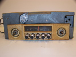 1963 Dodge Dart All Transistor Am Radio Oem - $67.49