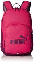 Puma 21 Ltrs Love Potion-Dark Purple Laptop Backpack (7358922) - $44.99