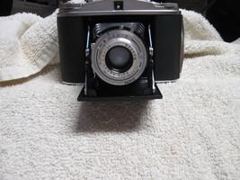 ISOLETTE AGFA Folding Camera with AGFA  AGNAR 1:4.5 8.5  Lens Vario  Ger... - $74.25
