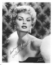 Irish McCalla (d. 2002) Signed Autographed Glossy 8x10 Photo - COA Matching Holo - $34.64
