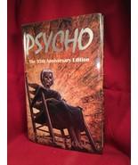 PSYCHO by Robert Bloch -Signed by Bloch, Bradbury, Matheson - Limited - $750.00