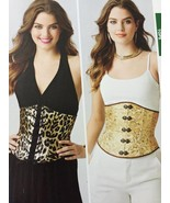 Simplicity Sewing Pattern 8129 Ladies Misses Easy Corsets Size 14-22 New - $14.44