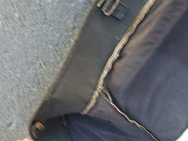 89-93 Jaguar XJS XJ-S Convertible Top Tonneau Boot Canvas Cover - BLACK image 5
