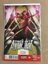 The Uncanny Avengers #14 #014 Marvel Comics Near Mint Comic Book - $3.79