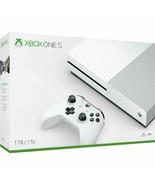 Microsoft Xbox One S 1TB Ultimate Game Console 4K Entertainment System 234-01249 - $599.99