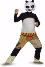 NEW Kung Fu Panda PO Child Halloween Costume by Disguise, size M (7-8 ye... - £15.04 GBP