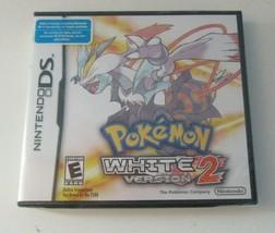 Pokemon: White Version 2 (Nintendo DS, 2012) - $296.99