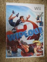 Wipeout 2 (Nintendo Wii, 2011) - $5.00