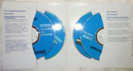 computer software CD language microsoft spanish deluxe encarta education - $19.99