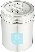 Endoshoji commercial TKG seasoning cans large S (salt) 18-8 stainless BT... - $38.11