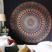 Indian Mandala Tapestries Wall Hanging Bohemian Tapestry Boho Decor Wall... - $15.00+