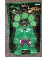 2003 Kinnerton Marvel Hulk Glow In The Dark Money Bank New In The Package - $54.99