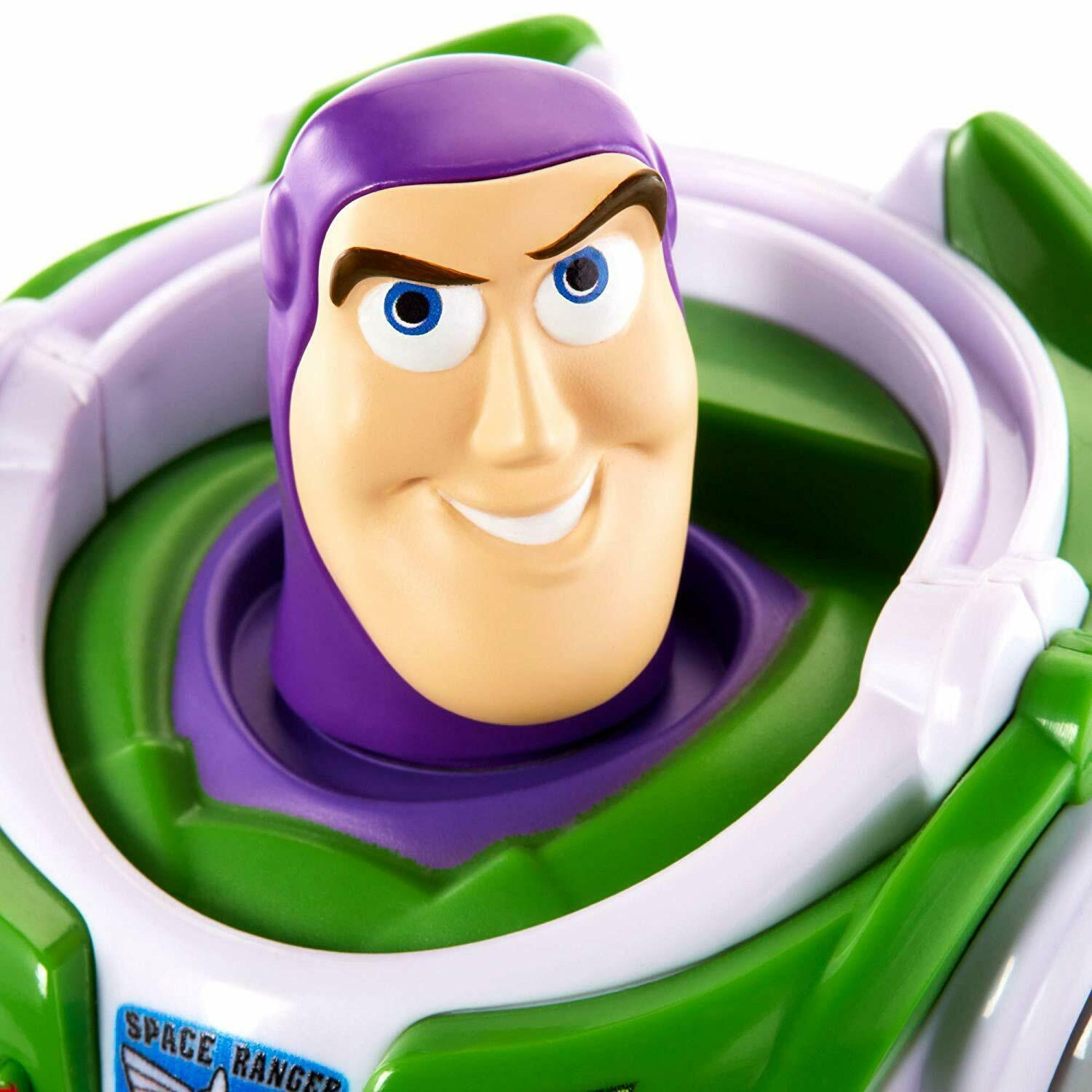 "Disney Pixar Toy Story 4 True Talkers Talking BUZZ LIGHTYEAR Figure 7"" BRAND NEW image 3"