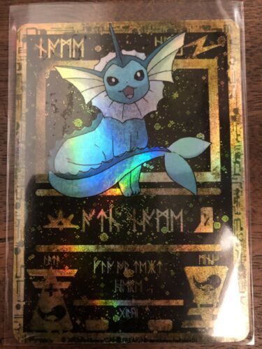 ANCIENT POKEMON CARD SET RARE EVEE JOLTEON VAPOREON FLAREON GX EX MEGA
