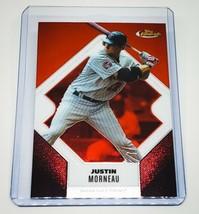 Mlb Justin Morneau Minnesota Twins 2006 Topps Finest Baseball #62 Mint - $1.35