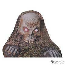 Skull on Jaws Halloween Prop  - $20.49